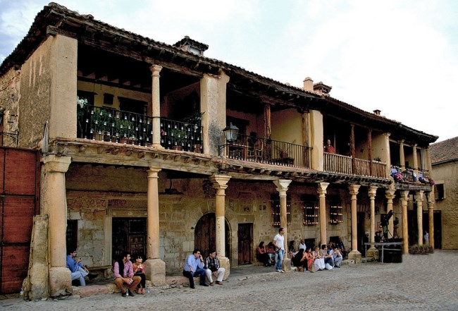 plaza pedraza