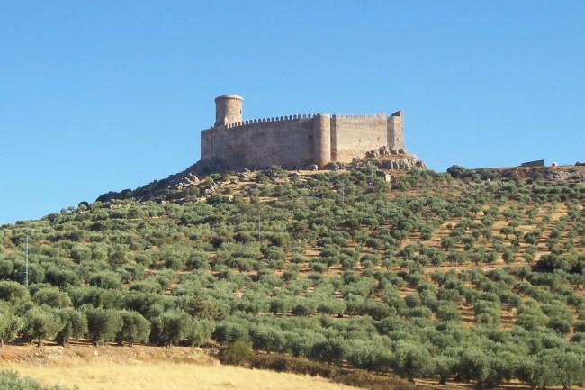 Castillo Puebla Alcocer