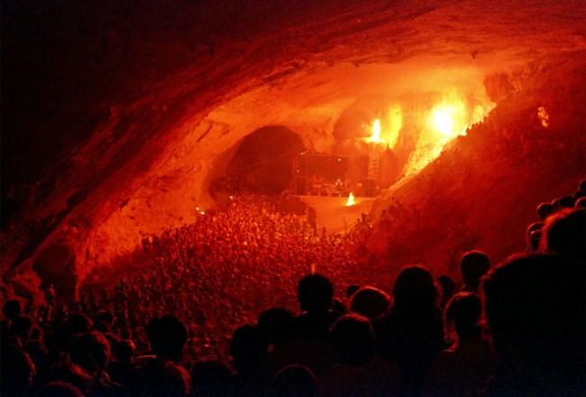 Akelarre Cuevas de las Brujas Zugarramurdi