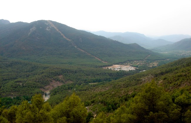 Sierra de Cazorla Jaén