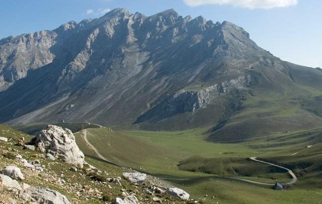 Macizo Oriental Picos de Europa