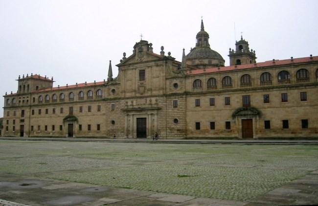 Colegio de Nuestra Senora La Antigua Monforte de Lemos