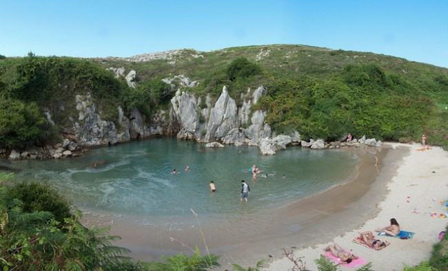 playa de gulpiyurri