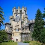 El Castillo de Butrón, recién salido de un cuento