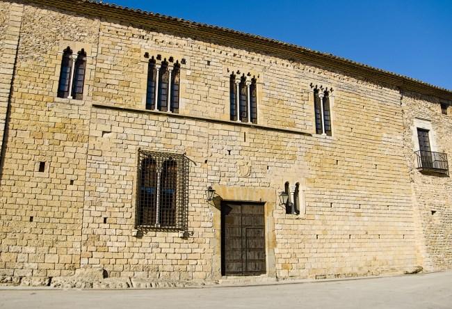 Palacio de Peratallada