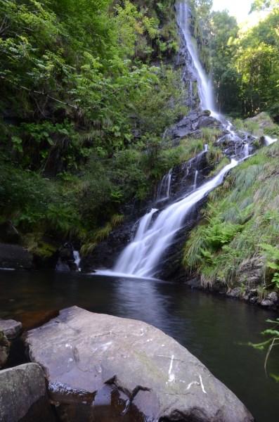 Cascada seimeira asturias