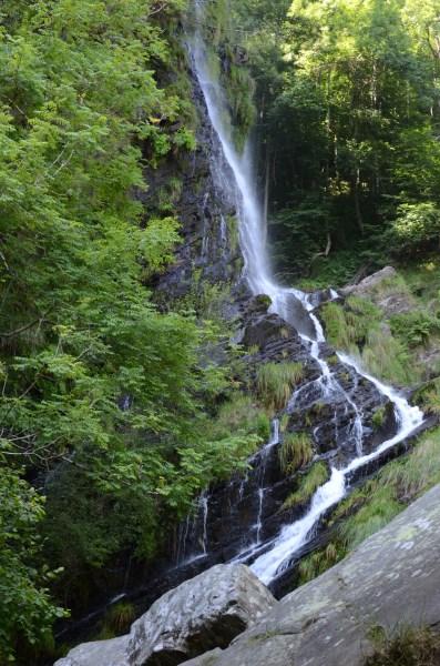 Cascada de la Seimeira