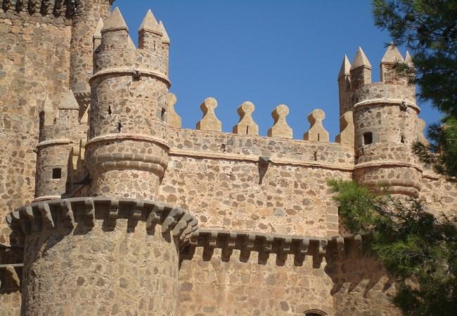 castillo Toledo