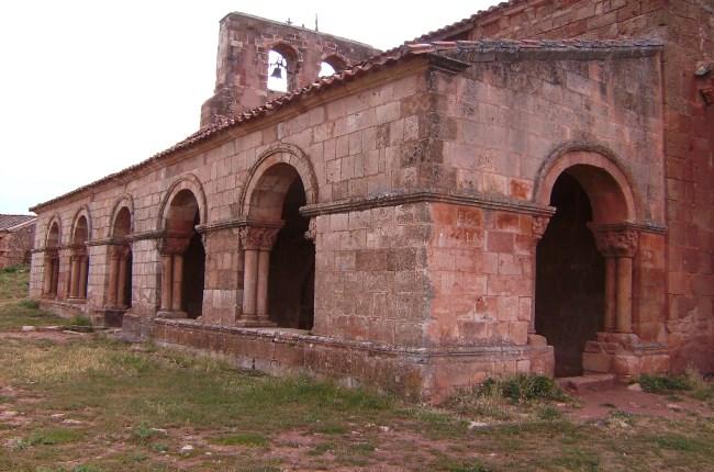 Iglesia de Santa Maria Tiermes