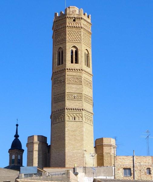 Tauste Iglesia de Santa Maria