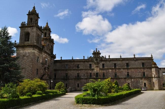 monasterio oseira orense