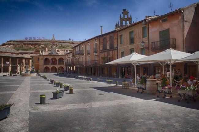 plaza ayllon