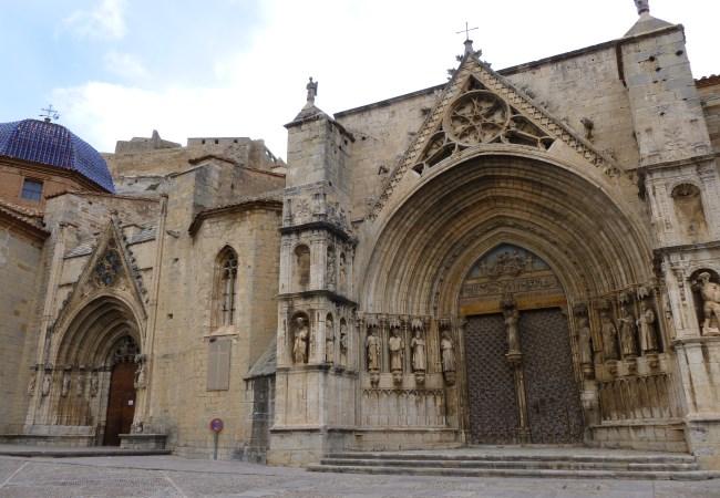 Iglesia Santa Maria la Mayor Morella