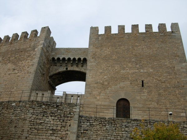 Puerta Castillo Morella