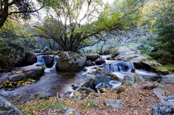 rio ruta purgatorio rascafria