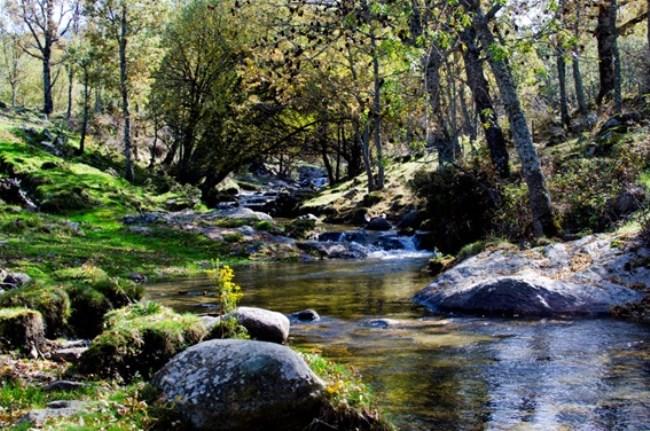 ruta cascada purgatorio rascafria