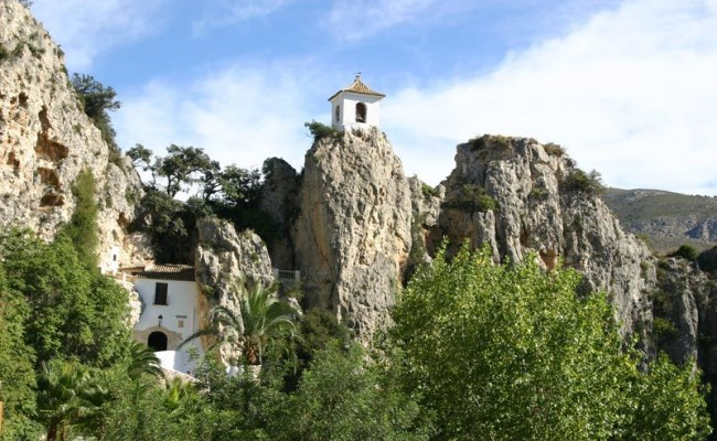 Campanario Guadalest