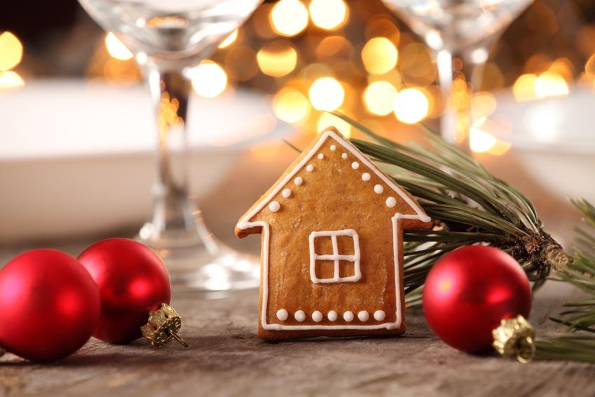 casas rurales para Navidad