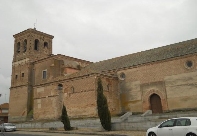 Iglesia San Cipriano Fontiveros