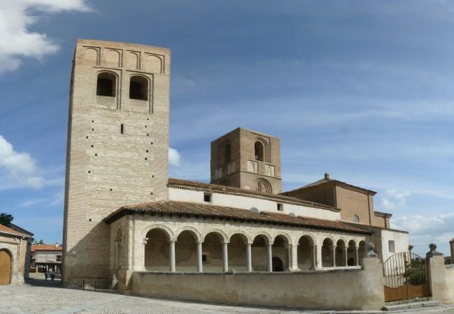 Iglesia de San Martin Arevalo
