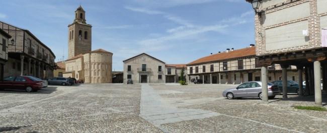 Plaza villa arevalo