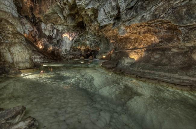 gruta de las maravillas fotos