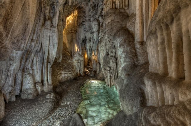 huelva gruta de las maravillas