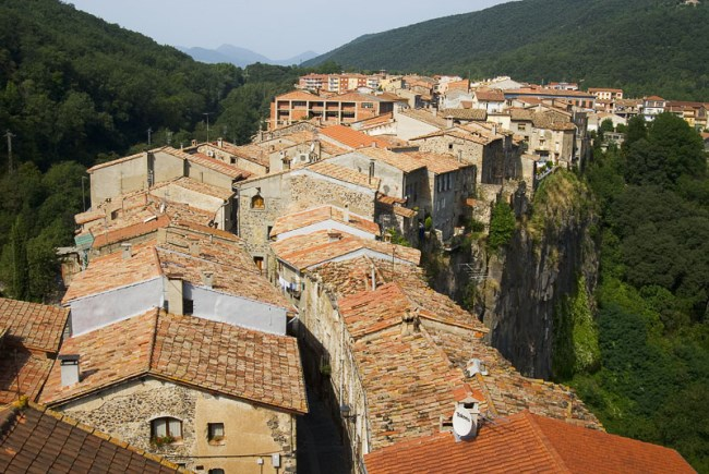 Calles Castellfollit de la Roca