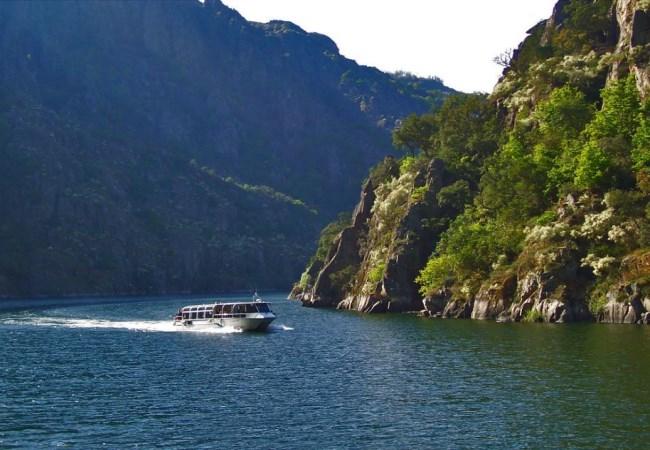 ruta catamaran rio sil