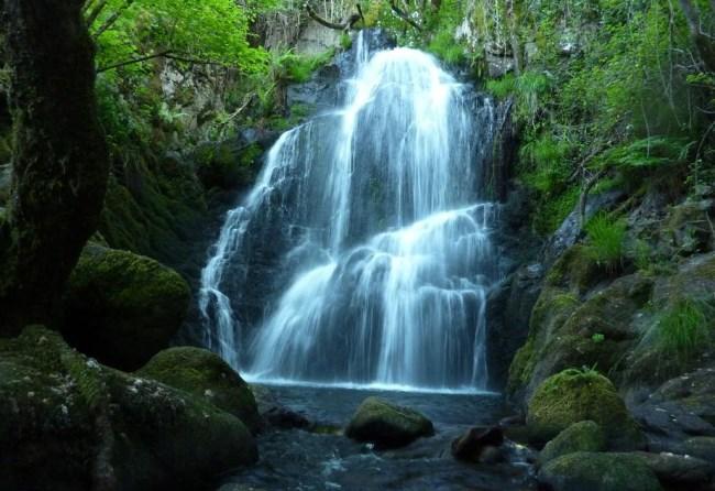 Cascada de Ferveda