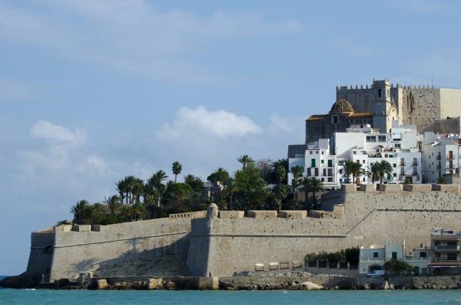 Castillo Papa Luna Peniscola