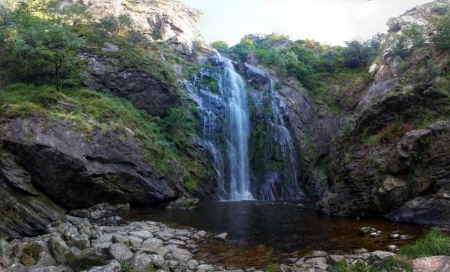 Cataratas del Rio Toxa
