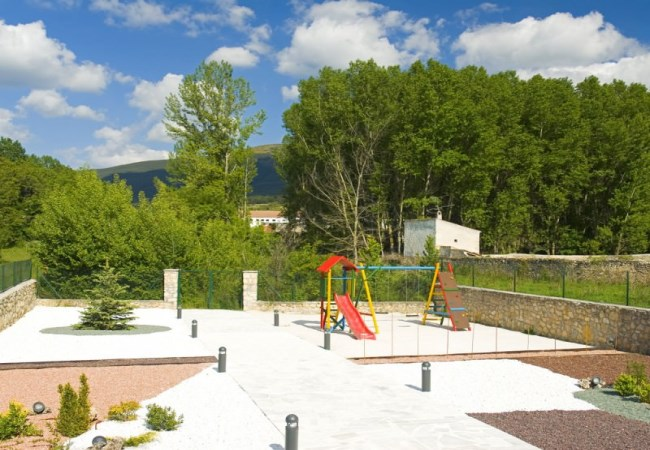 casa rural parque infantil segovia