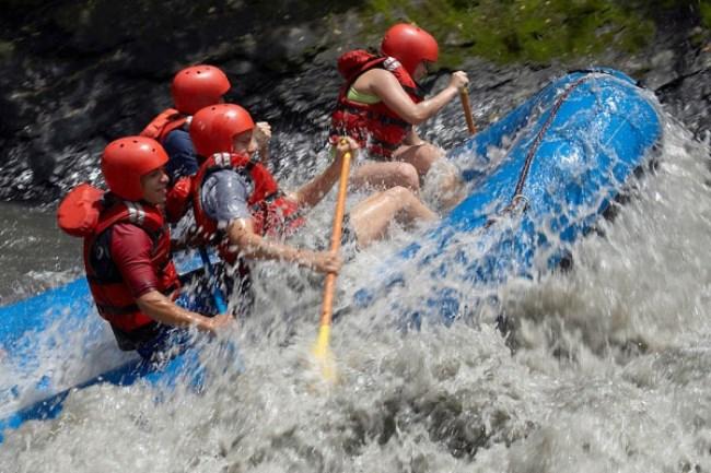 rafting despedidas soltero