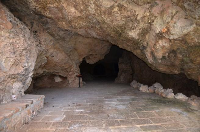 cueva ermita san saturio