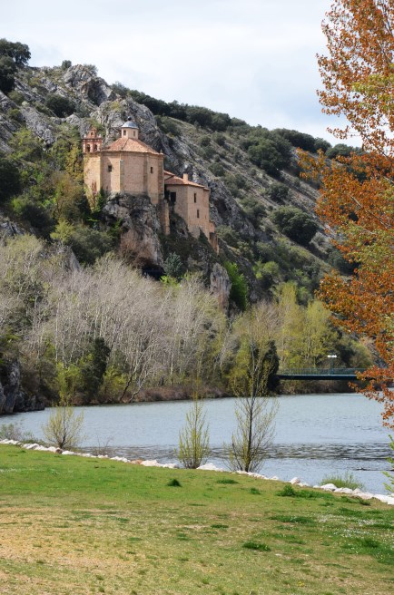 ermita san saturio soria