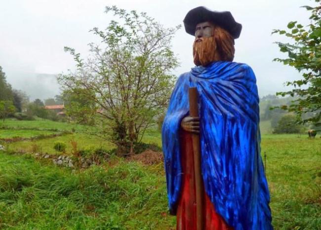 camin encantau asturias
