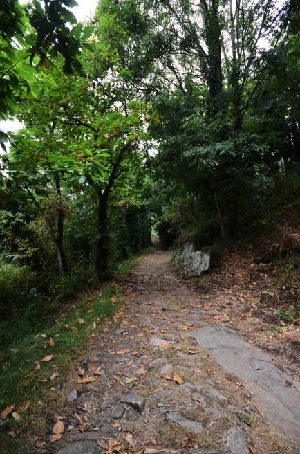 camino cascadas oneta