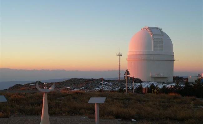 Observatorio Astronomico de Calar Alto