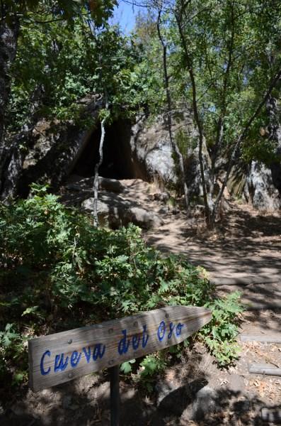 cueva del oso