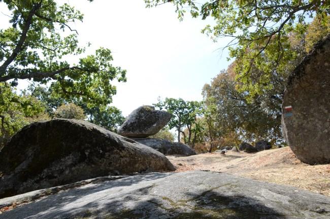 piedra equilibrio