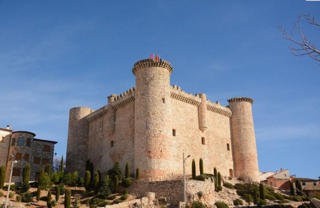 Castillo Torija Guadalajara