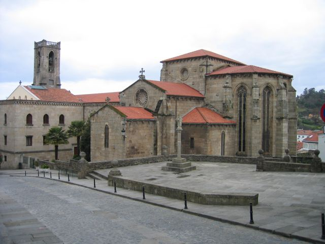 Iglesia de San Francisco en Betanzos
