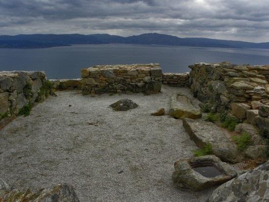 Mirador de Monte Facho y Monte San Guillermo de la Costa da Morte