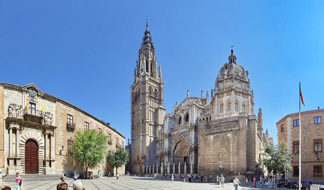 Catedral Carlos V de Toledo