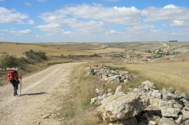 camino de santiago castrojeriz