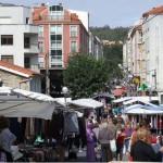 Ferias y mercados en A Coruña