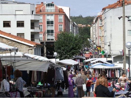 Ferias y mercados de A Coruña