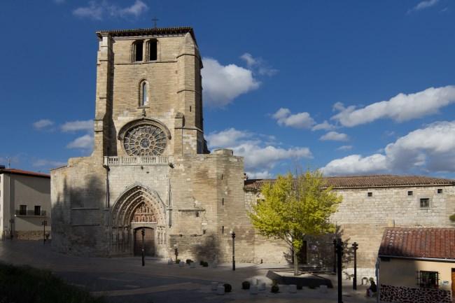 Iglesia de San Esteban Burgos