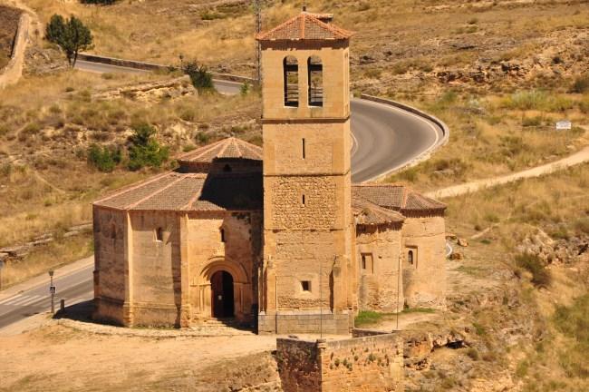 Iglesia de la Vera Cruz Segovia